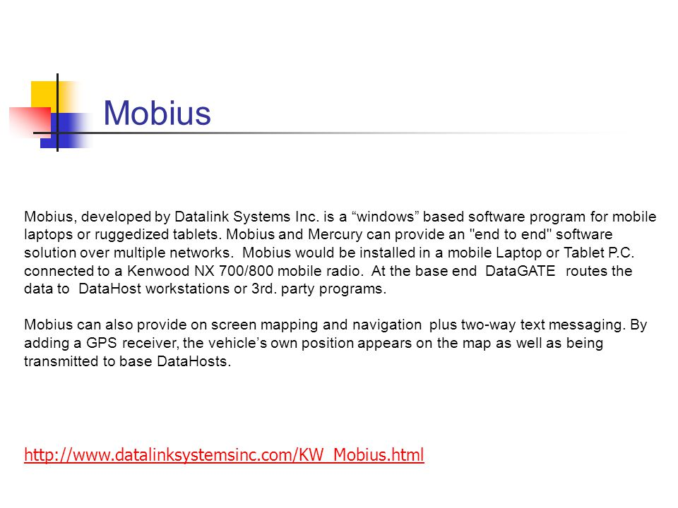 Mobius http://www.datalinksystemsinc.com/KW_Mobius.html