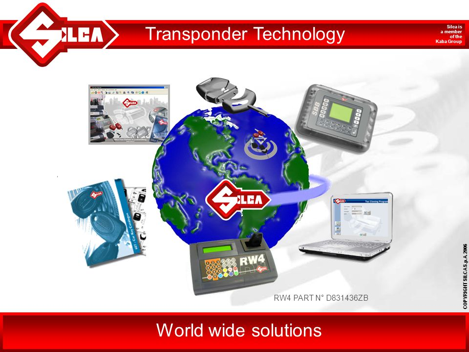 Transponder Technology