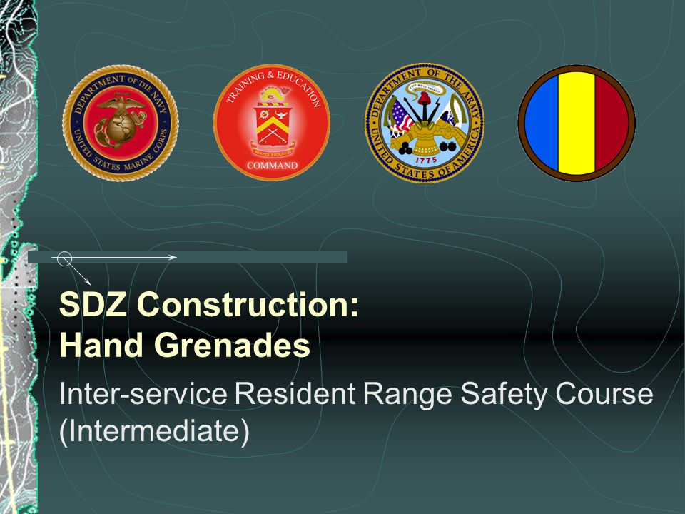 SDZ Construction: Hand Grenades