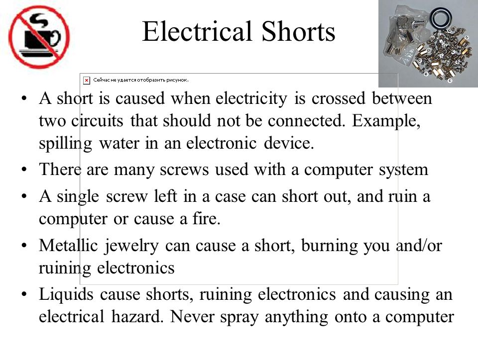 Electrical Shorts
