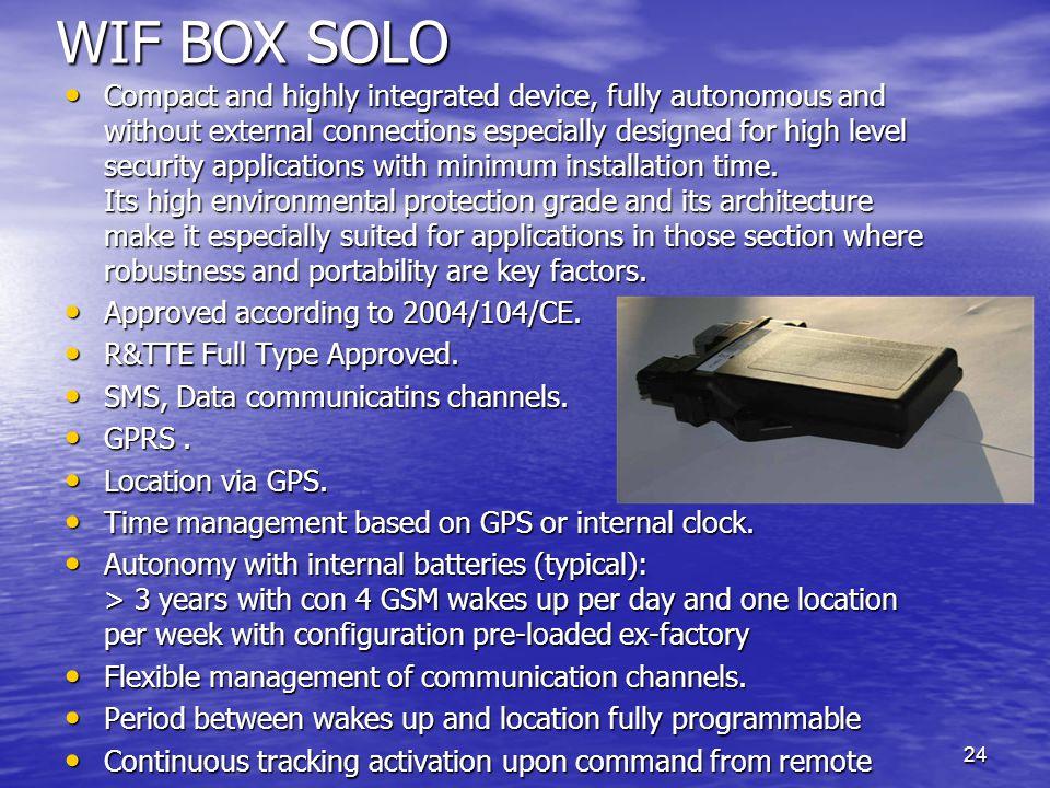WIF BOX SOLO