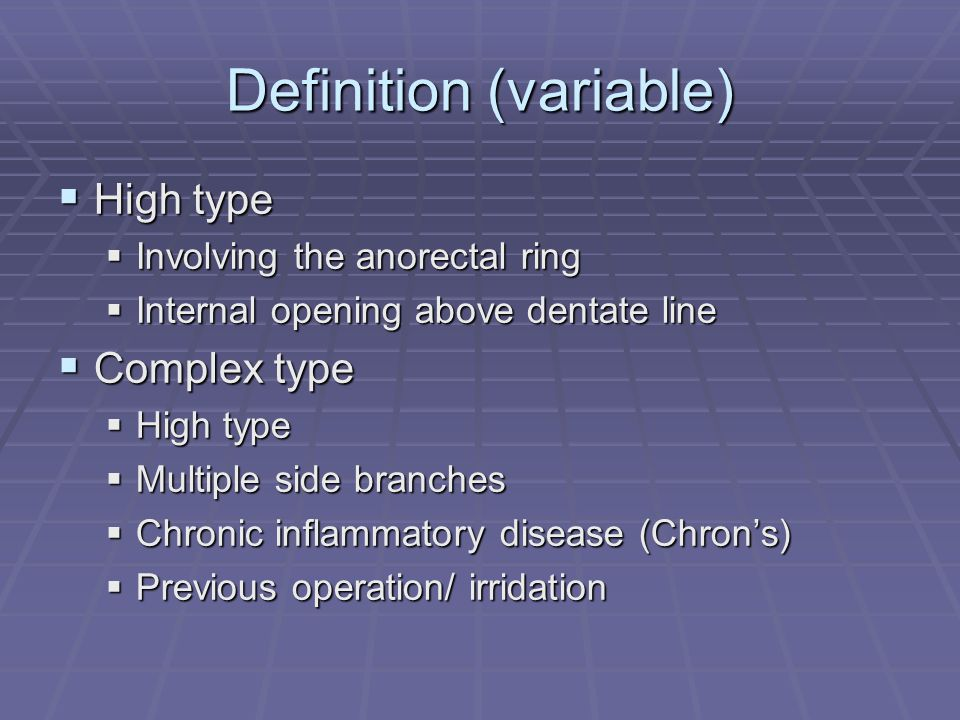 Definition (variable)
