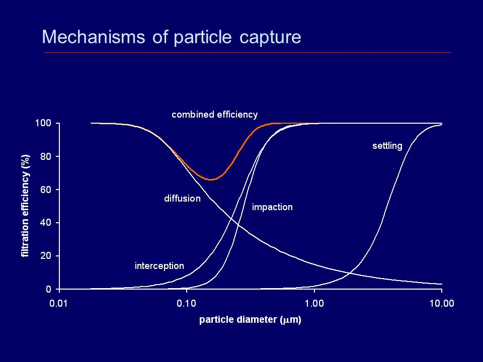 Mechanisms of particle capture