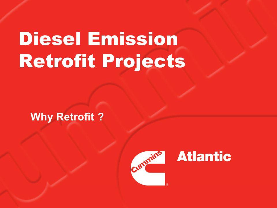 Diesel Emission Retrofit Projects