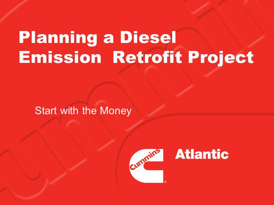Planning a Diesel Emission Retrofit Project