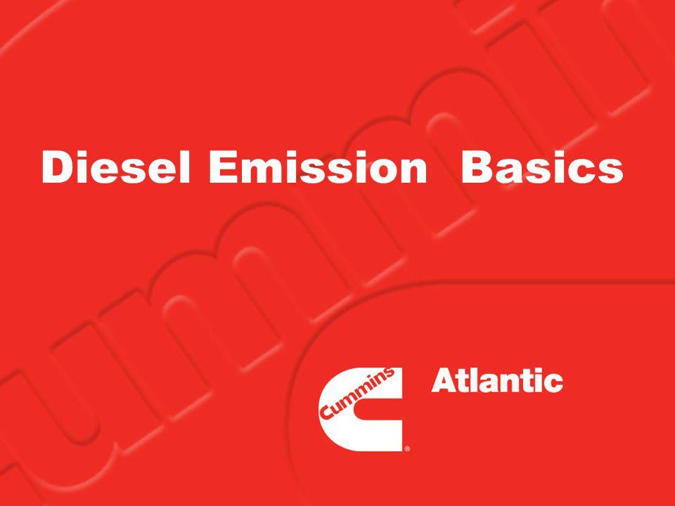 Diesel Emission Basics