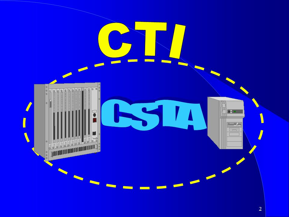 CTI CSTA