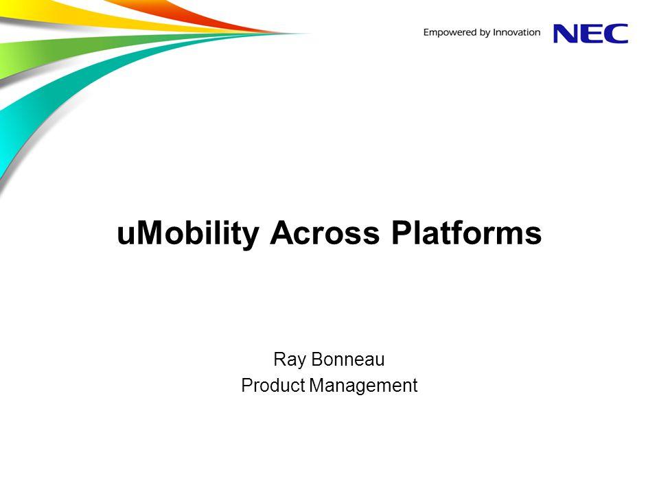 uMobility Across Platforms