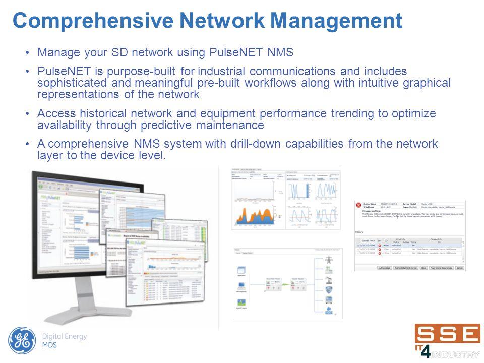 Comprehensive Network Management