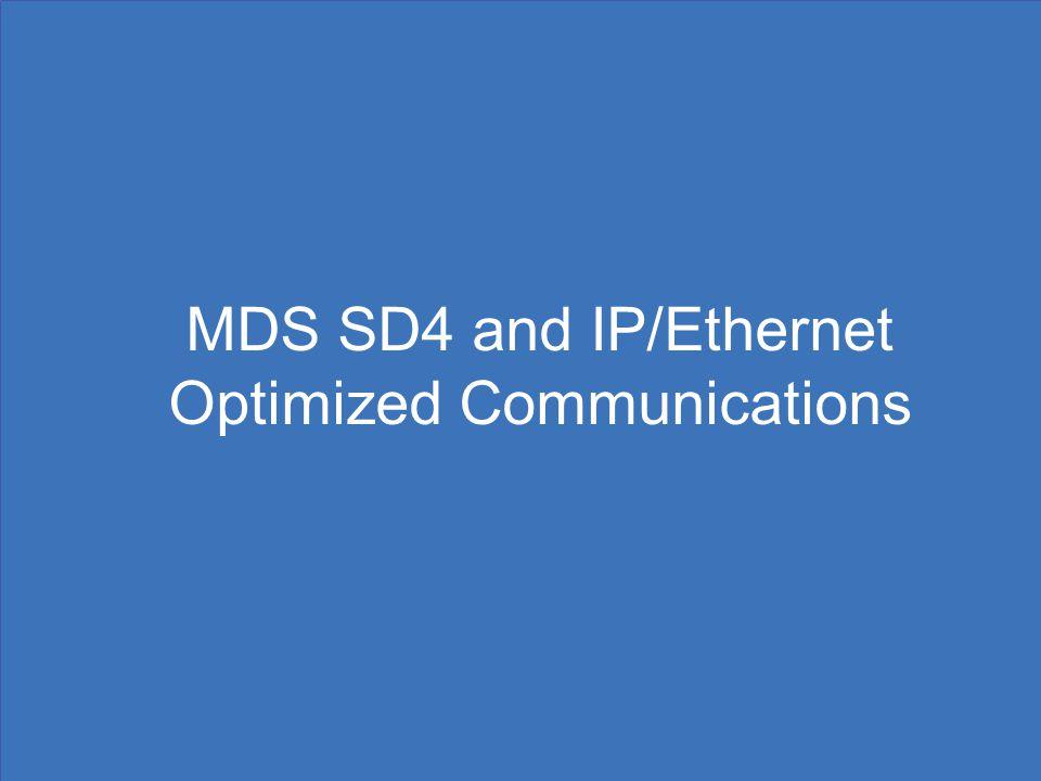 Optimized Communications