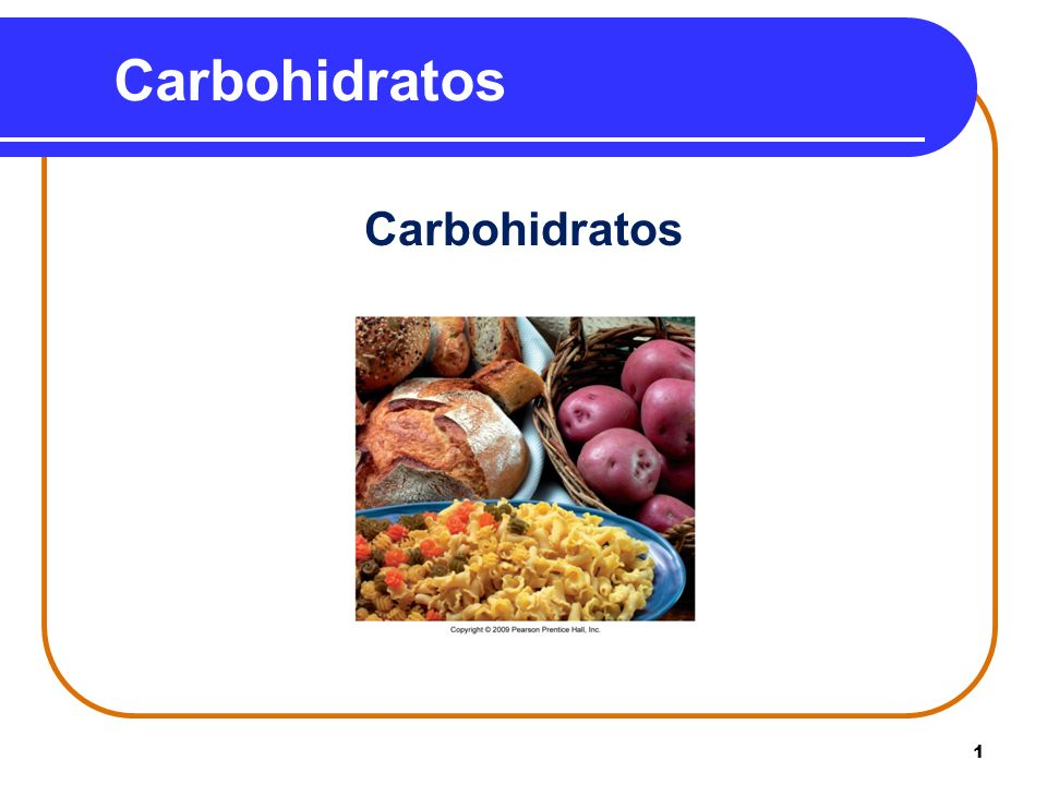 Carbohidratos Carbohidratos