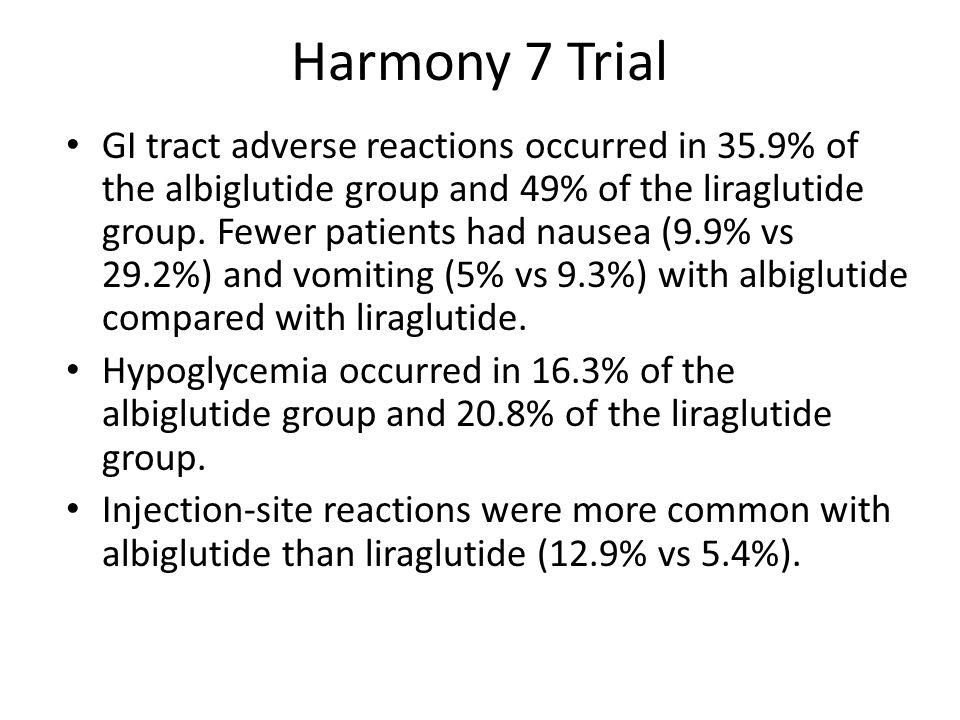Harmony 7 Trial