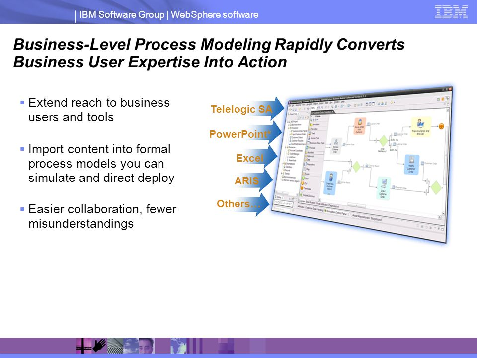 Business-Level Process Modeling Rapidly Converts Business User Expertise Into Action