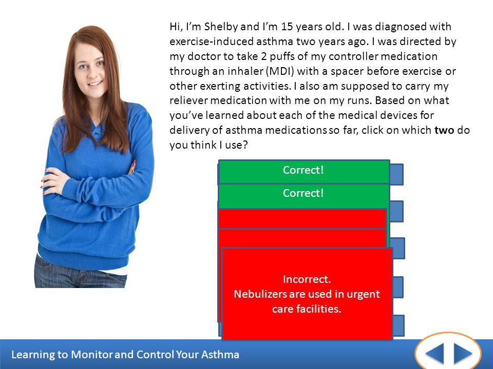 Meter-Dose Inhaler (MDI)