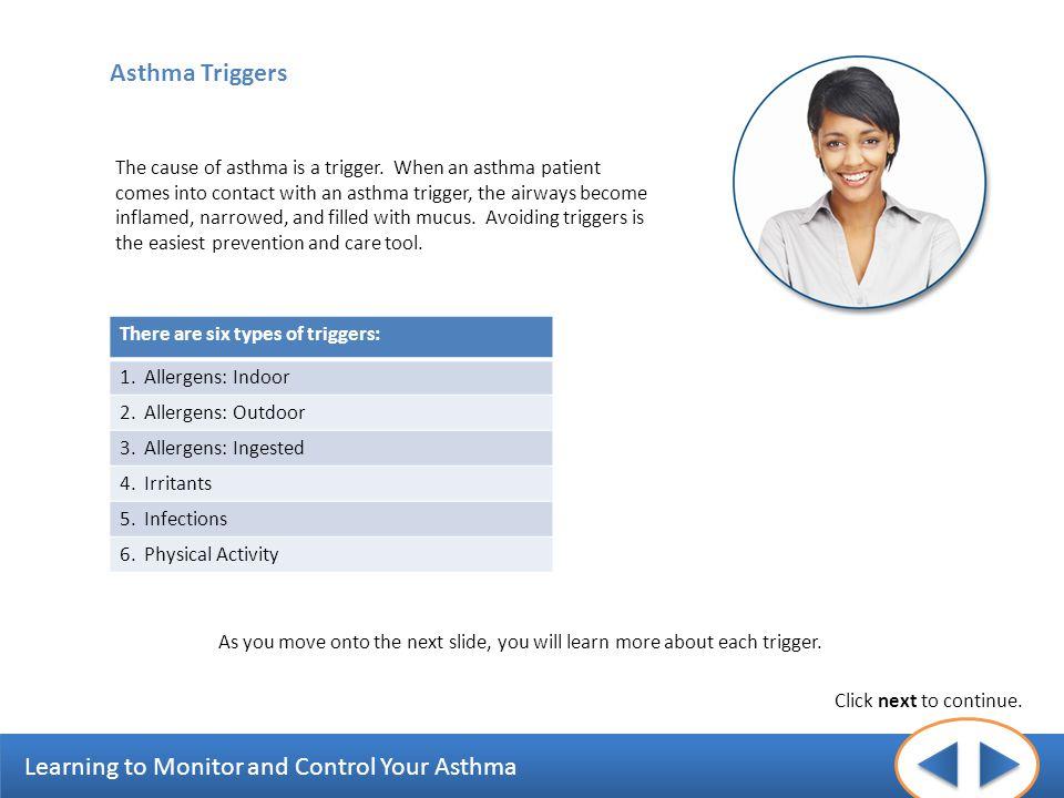 Asthma Triggers