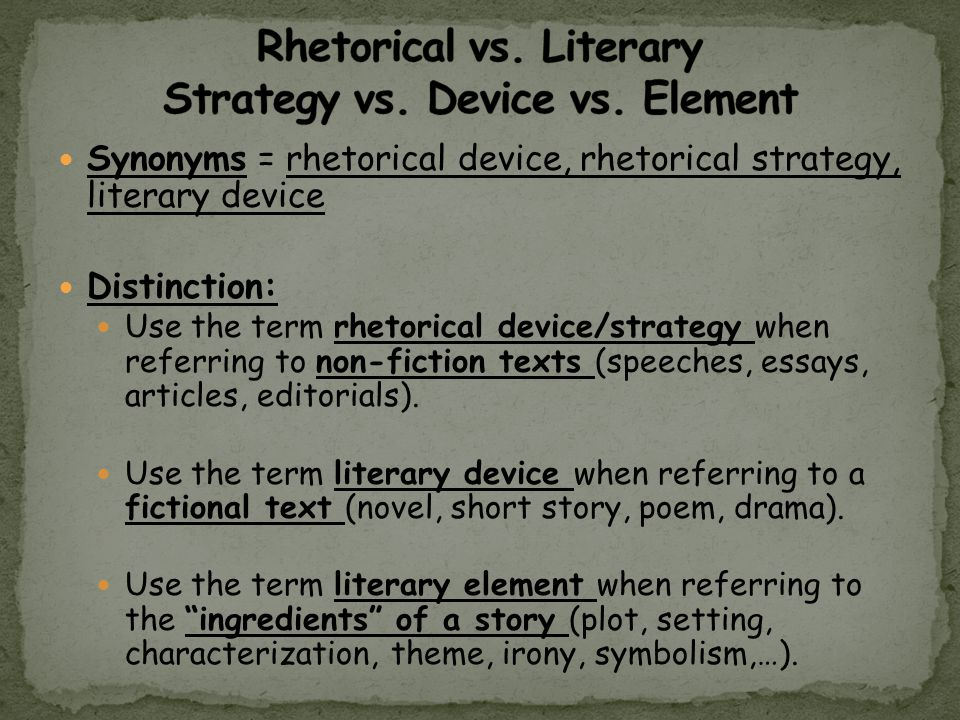 essays using rhetorical devices It needs listening or reading with an analytical perspective below is a guideline  that will assist you throughout the process of writing rhetorical analysis essays:.
