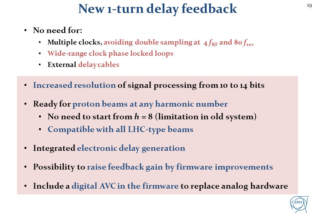 Flexible feedback board development