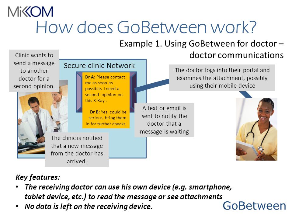How does GoBetween work