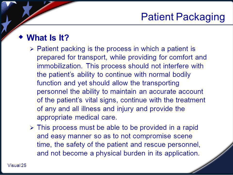 Patient Packaging Why Is It Important
