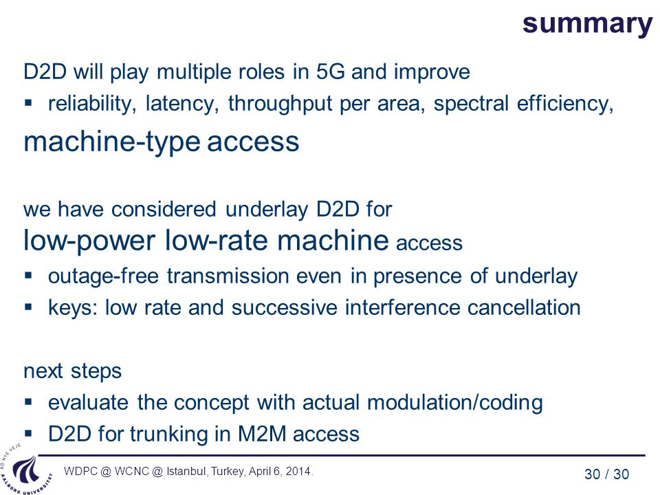 summary machine-type access