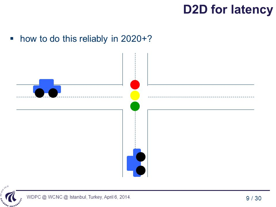 D2D for latency how to do this reliably in 2020+