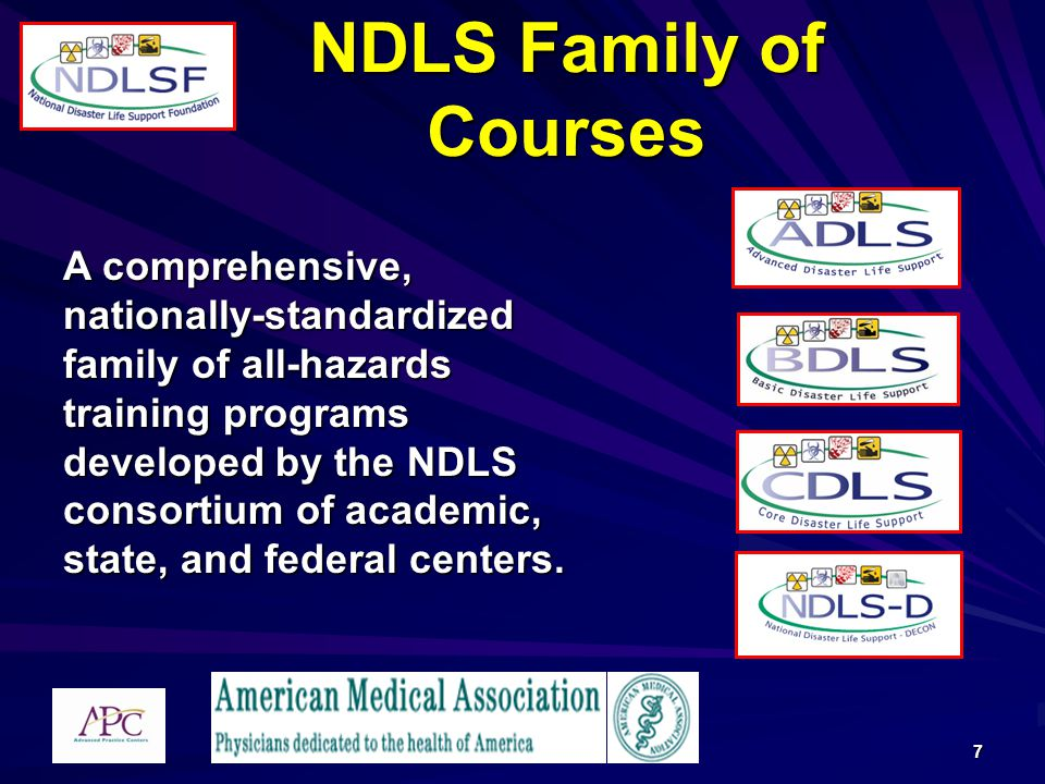 NDLS Family of Courses