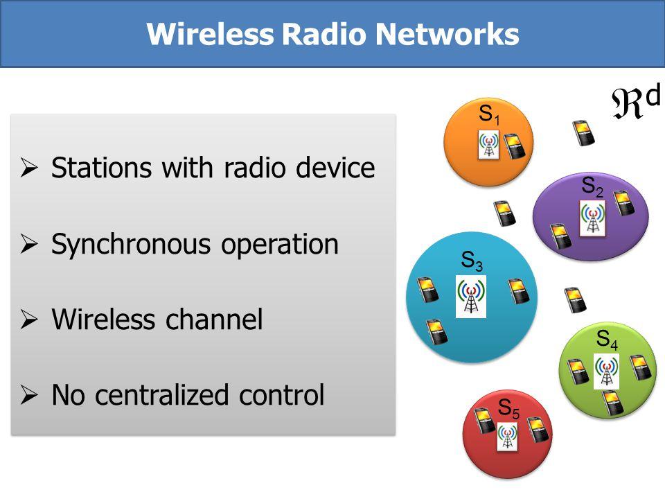 Wireless Radio Networks