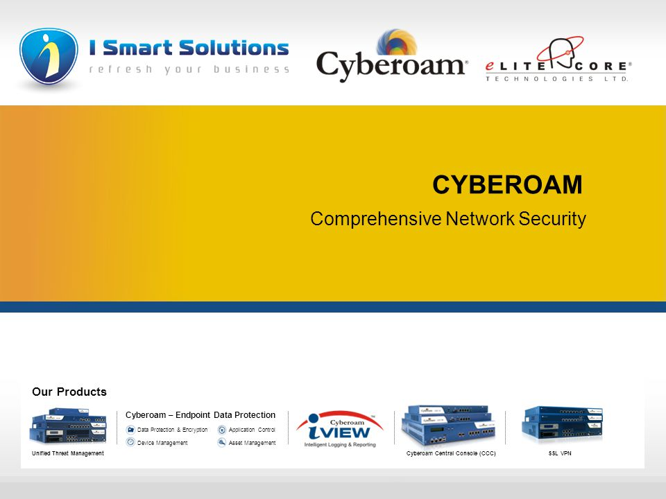 Comprehensive Network Security
