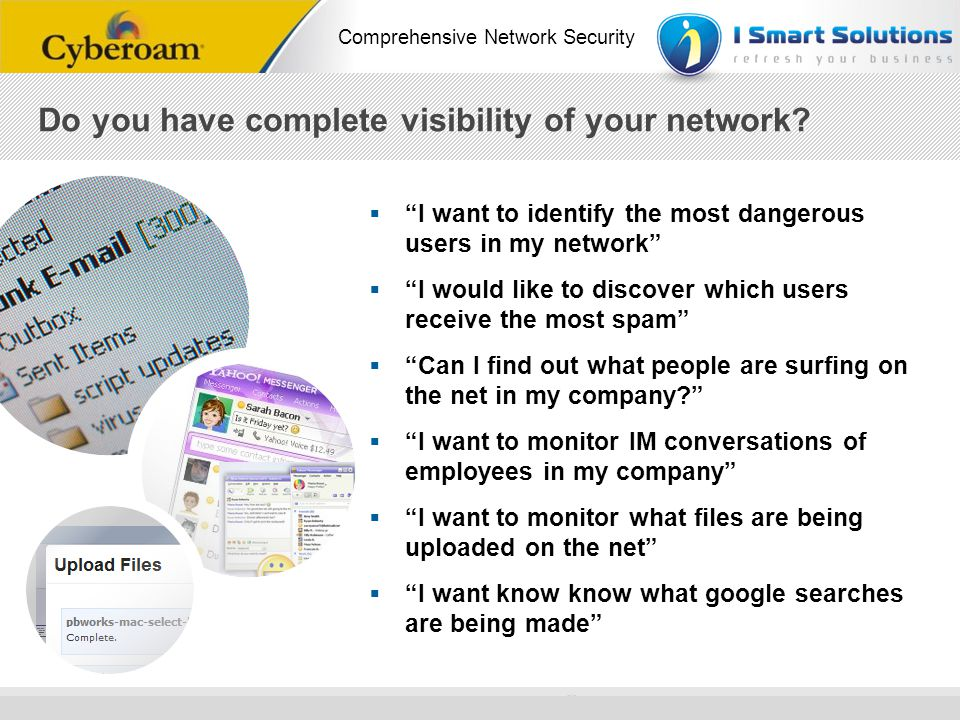 Do you have complete visibility of your network