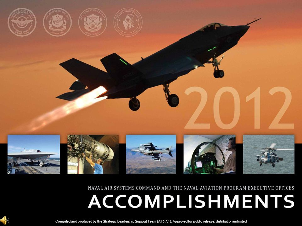 Compiled and produced by the Strategic Leadership Support Team (AIR-7