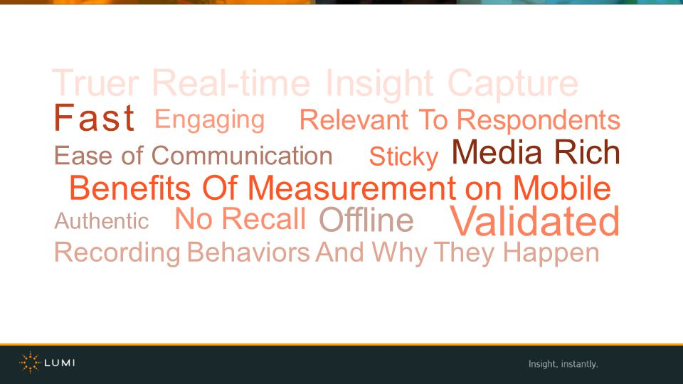 Benefits Of Measurement on Mobile