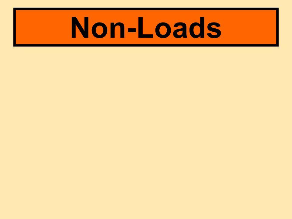 Non-Loads