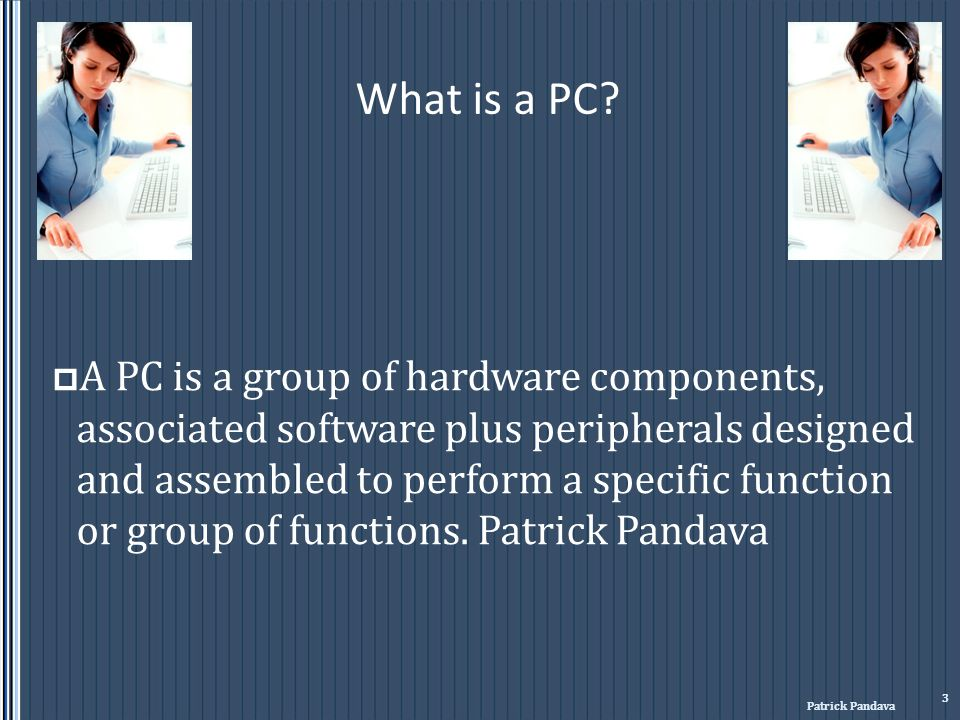What is a PC