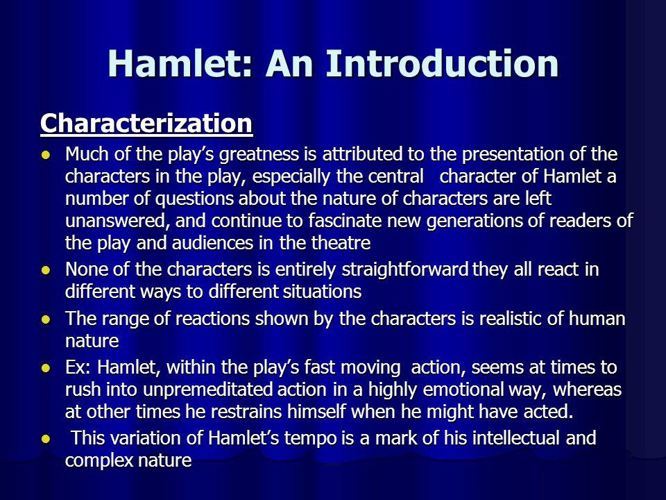 Hamlet: An Introduction