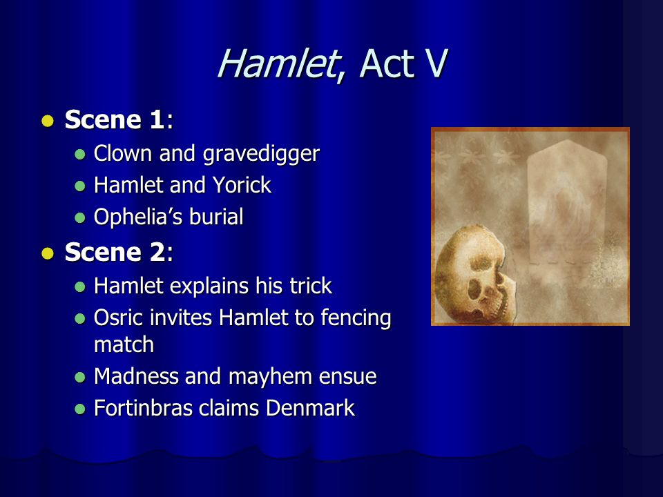 hamlet and his act of madness The question of hamlet's sanity from hamlet thus it appears that in every single instance in which hamlet's madness is manifested, he has good reason for hamlet brings to a halt his solemn contemplation on the immoral act of murderous revenge, and finally accepts it as his.