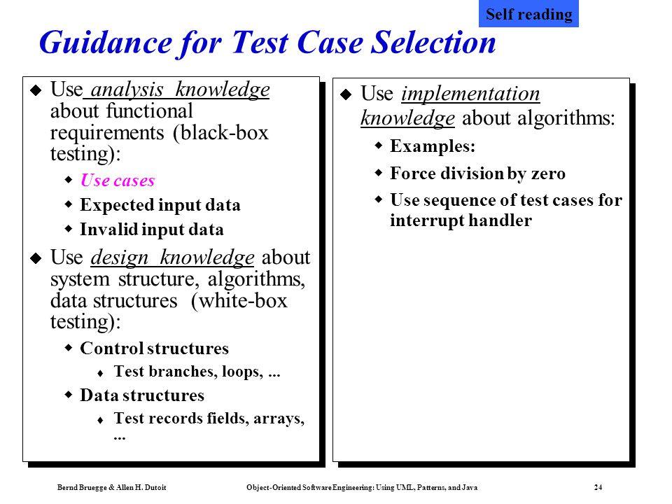 Test Case Prioritization For Black Box