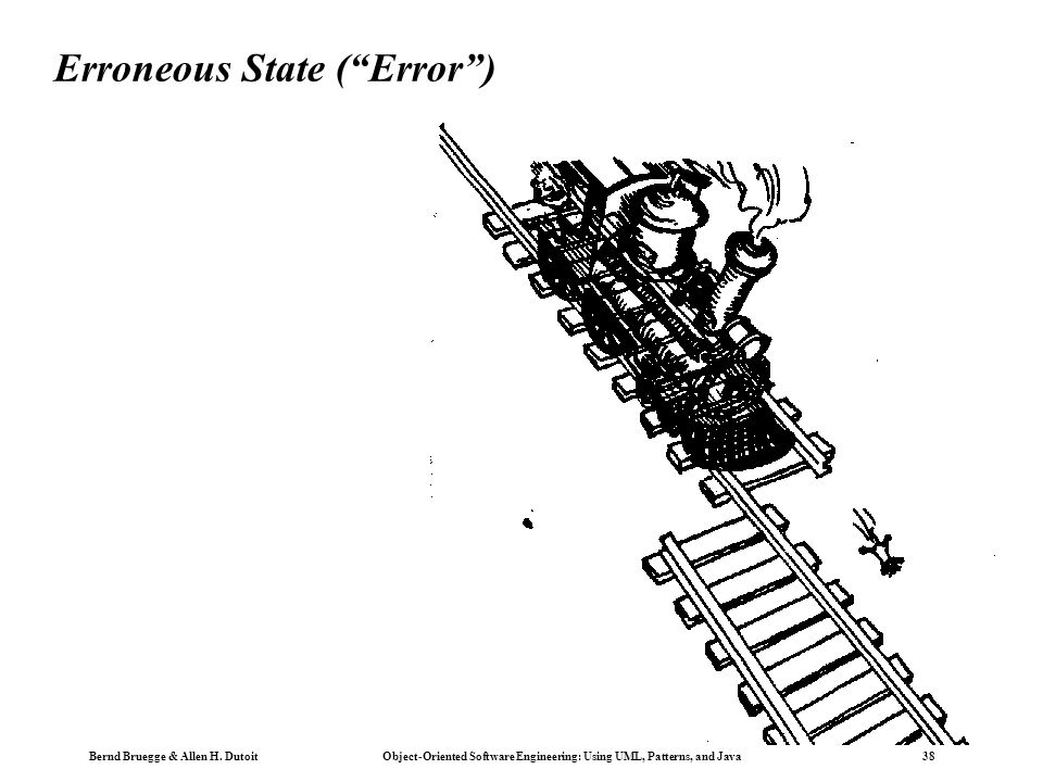 Erroneous State ( Error )