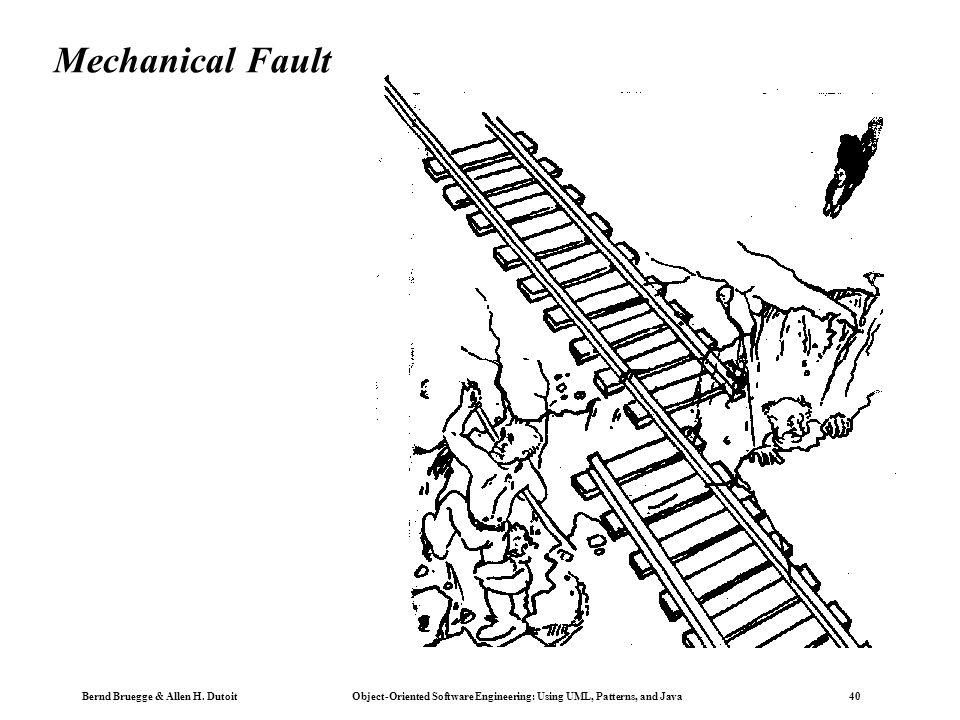 Mechanical Fault