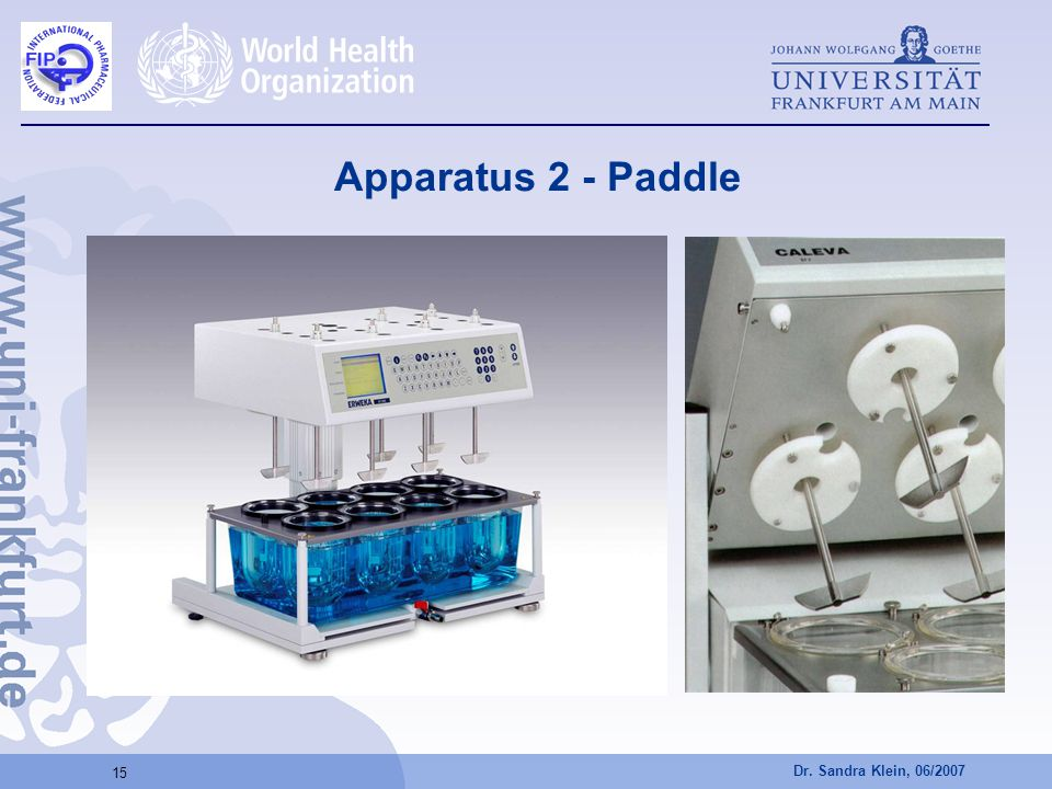 Apparatus 2 - Paddle