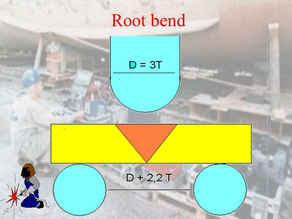 Root bend