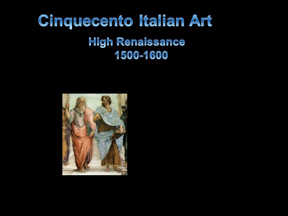 Cinquecento Italian Art