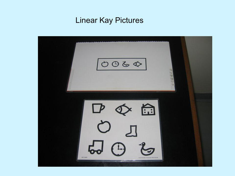 Linear Kay Pictures