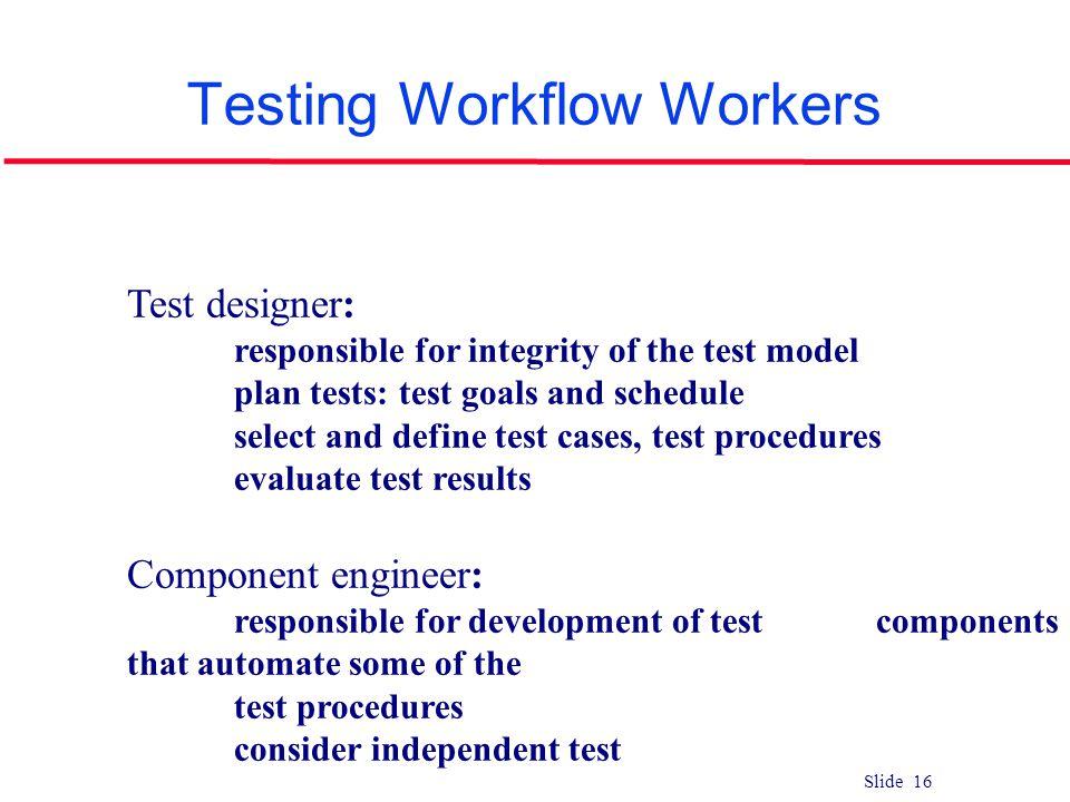 Testing Workflow Workers