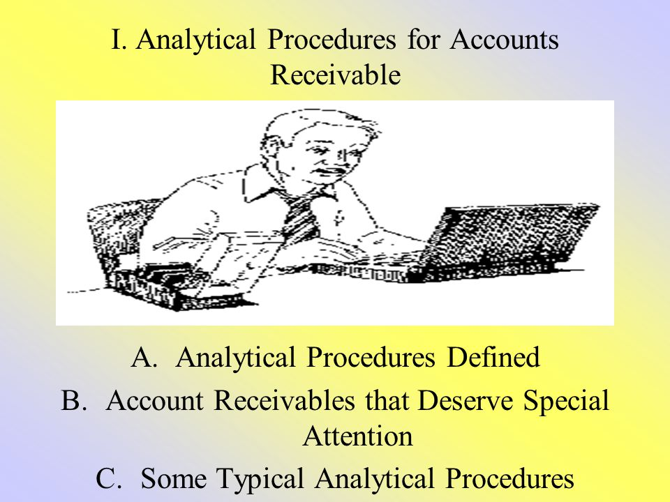 I. Analytical Procedures for Accounts Receivable