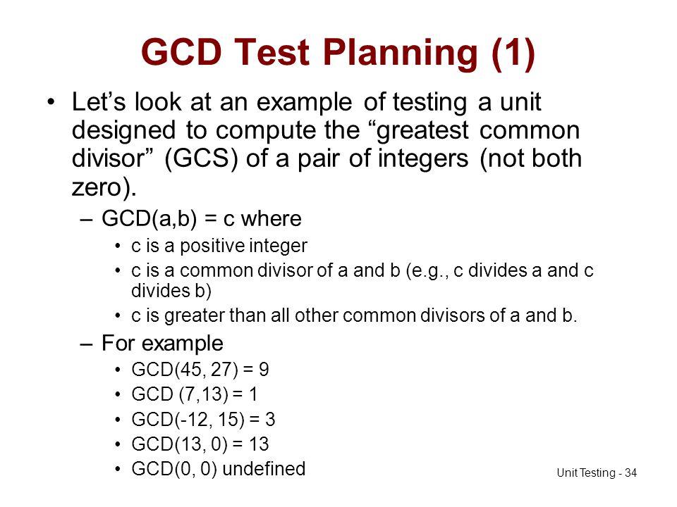 GCD Test Planning (1)