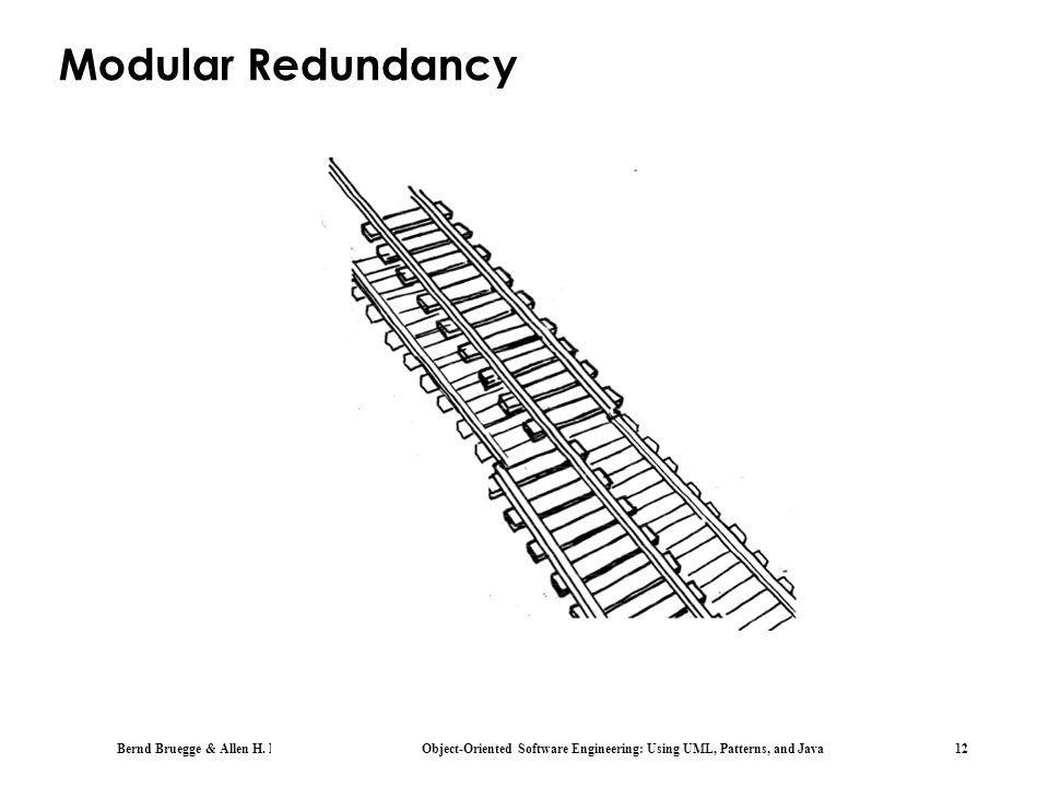 Modular Redundancy
