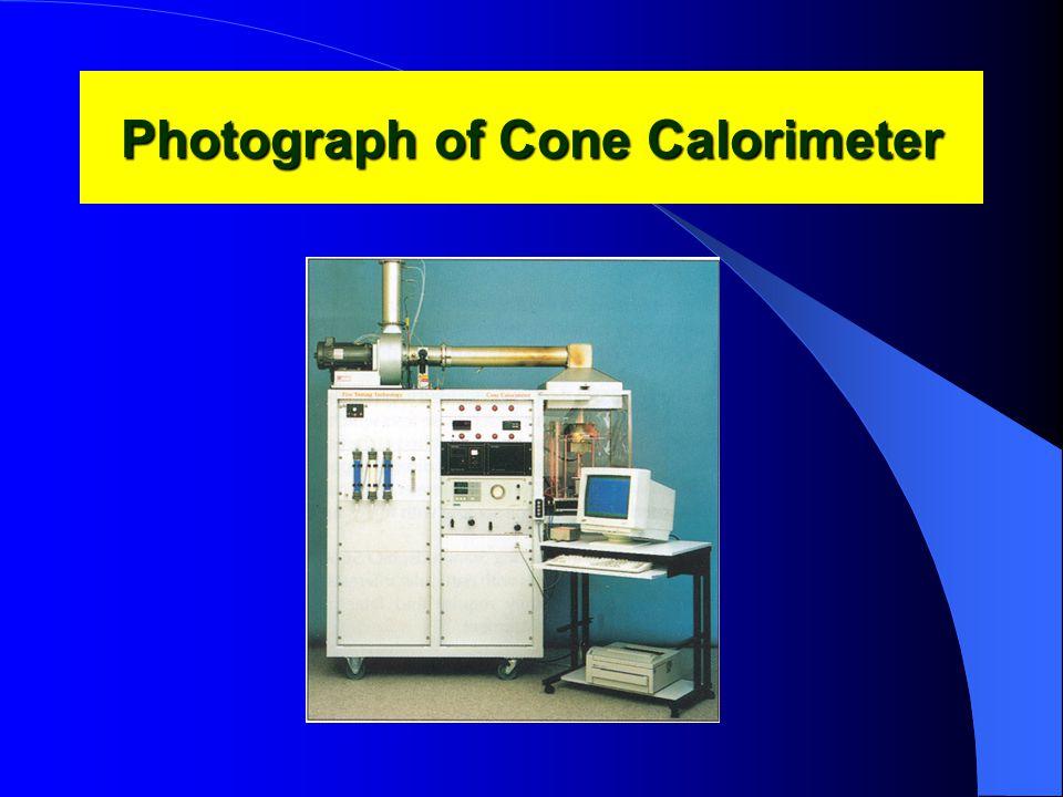 Photograph of Cone Calorimeter