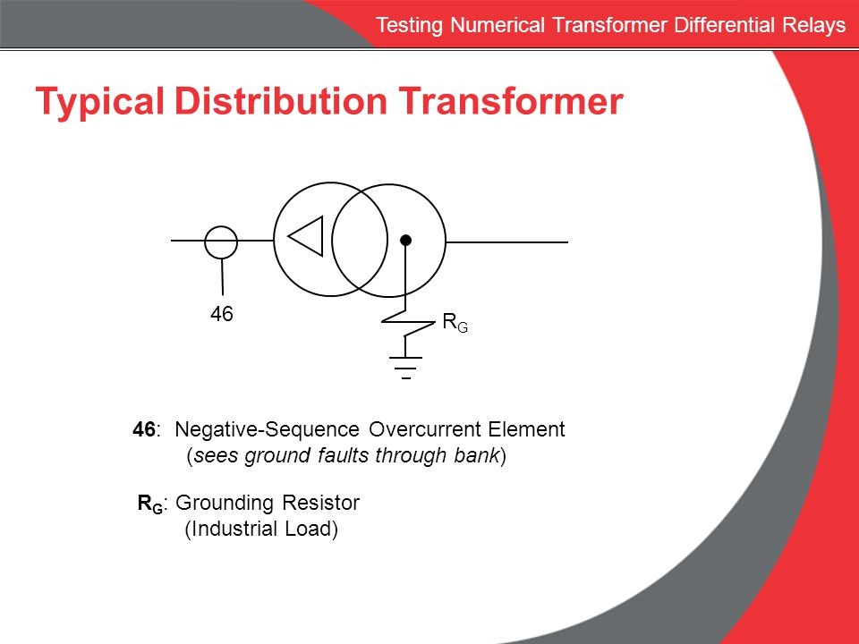 Typical Distribution Transformer