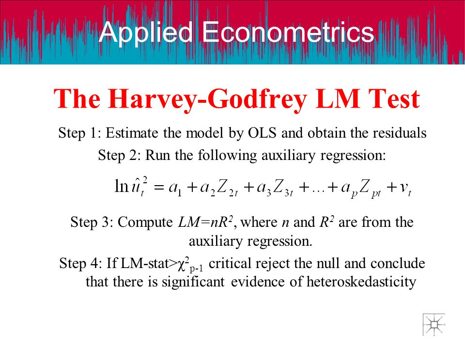 The Harvey-Godfrey LM Test