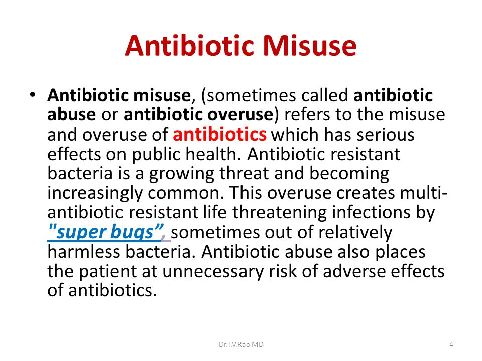 Antibiotic Resistance Questions and Answers